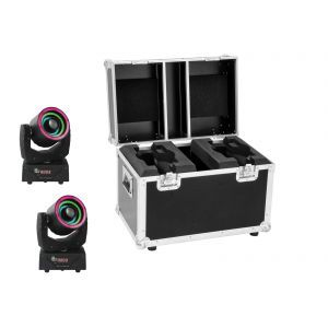EUROLITE Set LED TMH-41 Hypno Moving-Head Spot + Case