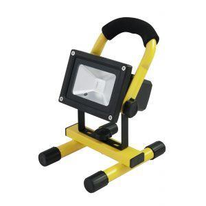 AKKU LED IP FL-10 COB RGB spot
