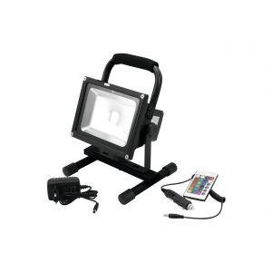 AKKU LED IP FL-20 COB RGB spot