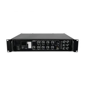 Amplificator 100V Omnitronic MPVZ 250.6P