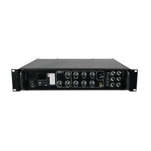 Amplificator 100V Omnitronic MPVZ 350.6P