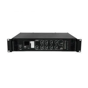 Amplificator 100V Omnitronic MPZ 650.6P