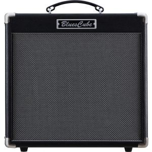 Amplificator chitara electrica Roland Blues Cube Hot Black