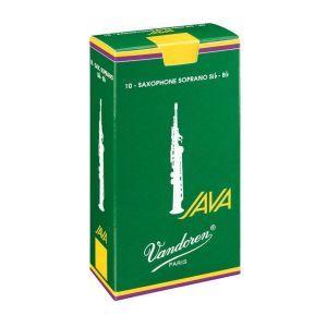 Ancie saxofon Sopran Vandoren Java 2.5 SR3025