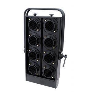 Audience Blinder 8xPAR-36 negru