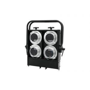 Audience Blinder Eurolite 4xPAR-36 negru