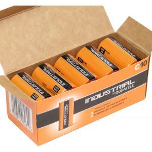 Bateria Duracell Industrial C 10