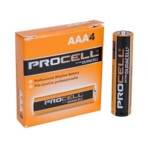 Baterie Duracell Procell 1.5 V Micro AAA