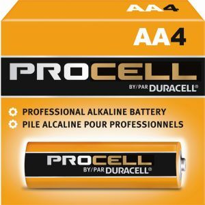 Baterie Duracell Procell 1.5 V Mignon AA