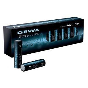 Baterie Gewa Ultra Alkaline 1.5V Mignon AA