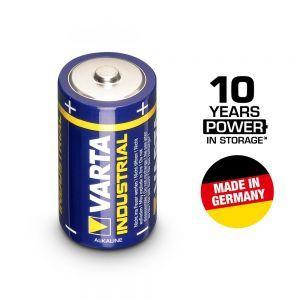 Baterie Varta 1.5 V Industrial LR 14 Baby C