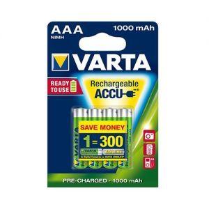 Baterie Varta AAA Micro 1000 mAh