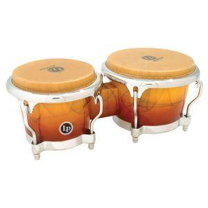 Bongo LP Percussion Accents Eddie Montalvo