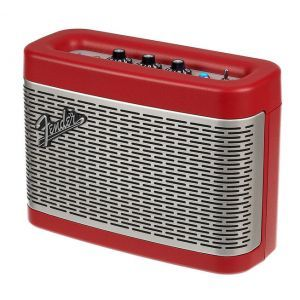 Boxa Bluetooth Fender Newport Red