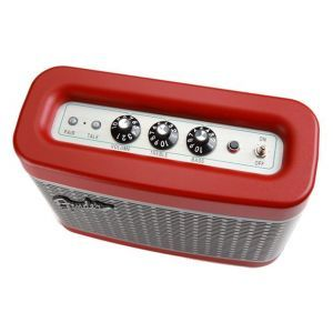 Boxa Bluetooth Fender Newport Red