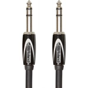 Cablu Audio Jack Jack 6.3mm Roland BS 1m