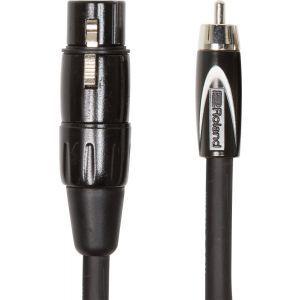 Cablu Audio RCA - XLR M Roland BS 1.5m