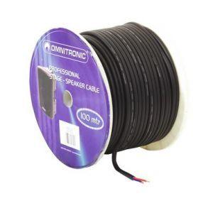 Cablu boxa Omnitronic 1M 2x2.5mm