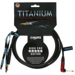 Cablu Chitara Klotz Titanium TIR0450PSP 4.5m