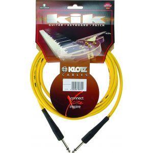 Cablu Instrument Klotz KIK45PPGE 4.5m