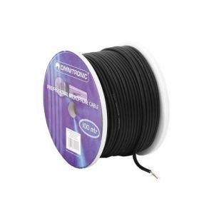 Cablu Microfon Omnitronic 2x0.22 100m