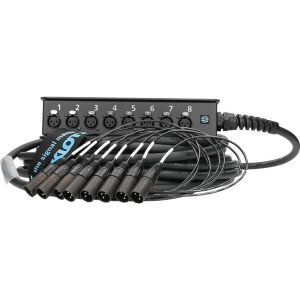 Cablu Multicore Klotz StraightLink SLW080XE15 15m