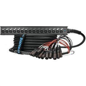 Cablu Multicore Klotz StraightLink SLW160XE10 10m
