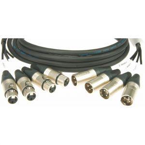 Cablu Multicore XLR Klotz S04FM006 6m