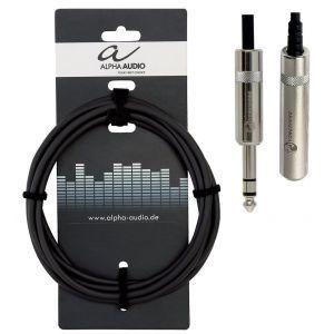 Cablu Prelungitor Casti Alpha Audio Pro Line 3m