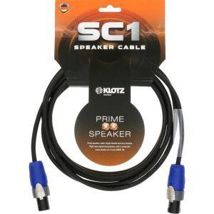 Cablu Speakon Klotz 5m SC1 05SW