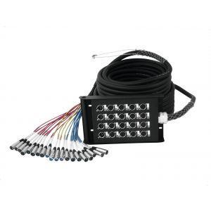 Cabluri Multicore Omnitronic 30304630 Stagebox 16/4 30m