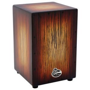 Cajon LP Percussion Aspire Sunburst Streak