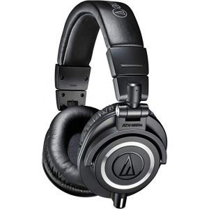 Casti Audio Technica ATH M50X BT