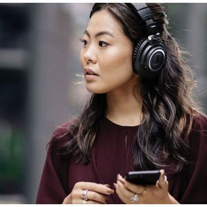 Casti Audio Technica ATH M50X BT
