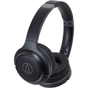 Casti Wireless Audio Technica ATH-S200BT Black