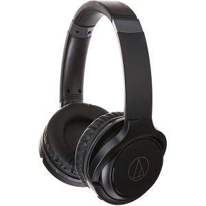 Casti Wireless Audio Technica ATH-S200BT Black