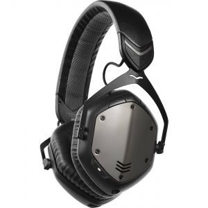 Casti V Moda Crossfade Wireless Gunmetal
