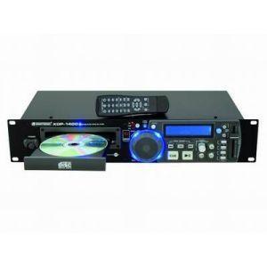 CD Player Omnitronic XCP 1400