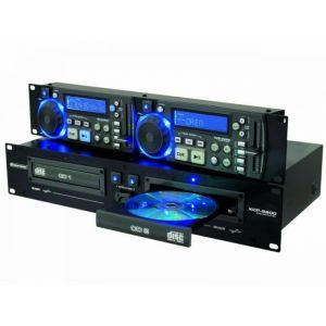CD Player Omnitronic XCP 2800 Dual