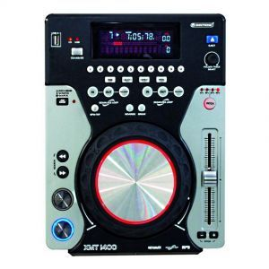 CD Player Omnitronic Xmt-1400 Tabletop