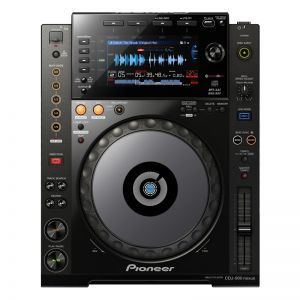 CD Player Pioneer CDJ 900 Nexus