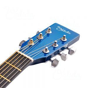 Chitara Acustica Valida V100 39 Blue Sunburst