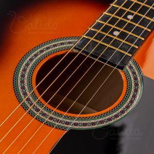 Chitara Acustica Valida V100 39 Sunburst