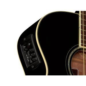 Chitara Electroacustica Yamaha CPX 600 Black