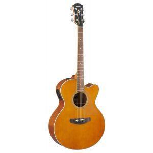 Chitara Electroacustica Yamaha CPX 700 II Tinted