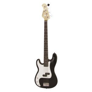 Chitara bas electrica Dimavery PB-320 E-Bass LH Black