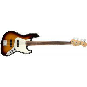 Chitara Bas Electrica Fender PLAYER JAZZ FRETLESS