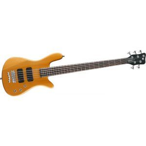 Chitara bas electrica Warwick RB Streamer STD 5 Honey