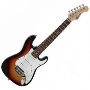 Chitara Electrica 1/2 Dimavery J 350 Junior Sunburst