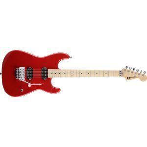 Chitara Electrica Charvel PRO MOD SAN Dimas Style 1 2H Ferrari Red